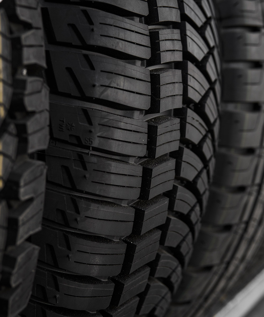 Tyre tread image - Tyres Hereford